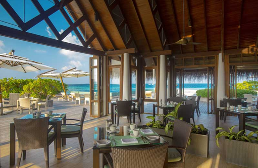 Lime Restaurant, Baros Maldives