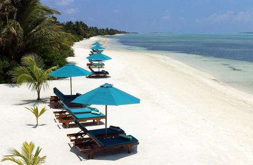 Strandtag, Canareef Resort, Malediven