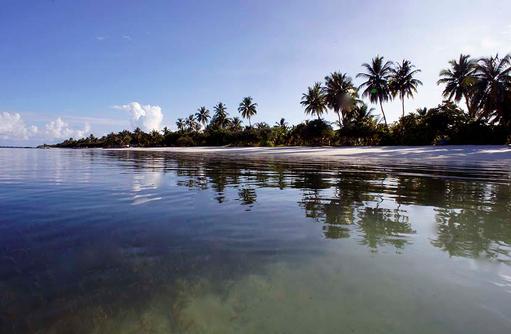 Standbild, Canareef Resort, Malediven