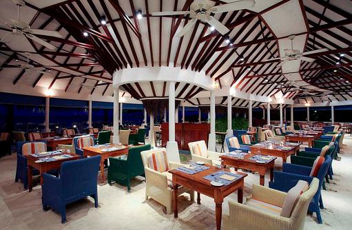 Reef Restaurant, Buffet Restaurant, Centara Grand Island Resort & Spa, Malediven