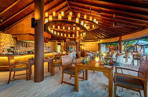 La Brezza Restaurant, Italienisch, Seafood, Centara Ras Fushi Resort & Spa, Maldives