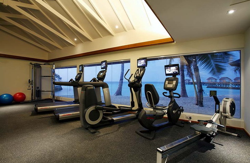 Fitness Center, Centara Ras Fushi Resort & Spa, Maldives