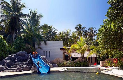 Le Carrousel, Kinderpool, Rutsche, Cheval Blanc Randheli, Maldives