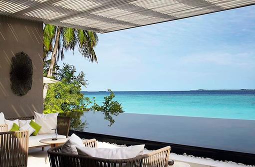 One Bedroom Island Villa, Infinity Pool, Cheval Blanc Randheli, Maldives