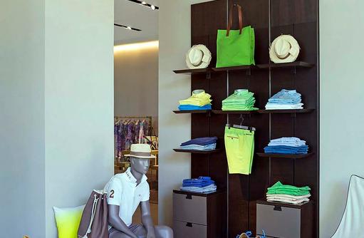 Concept Store, Shopping, Cheval Blanc Randheli, Maldives