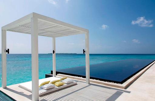 Pool, Wellness, Cheval Blanc Randheli, Maldives