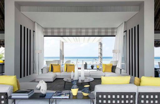 Owners Villa, Wohnzimmer, Cheval Blanc Randheli, Maldives