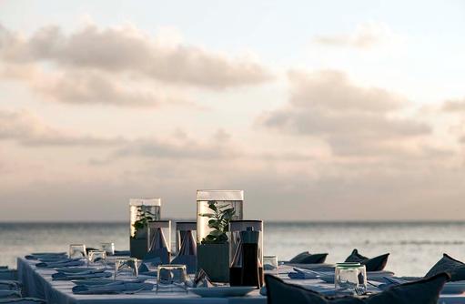 Carte Blanche, In-Villa-Menu, Cheval Blanc Randheli, Maldives