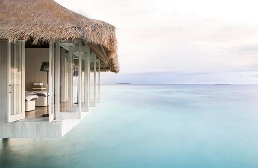 Privte Island Spa, Cheval Blanc Randheli, Maldives
