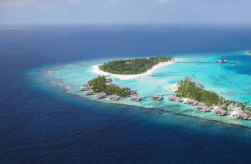 Island View, Cheval Blanc Randheli, Maldives