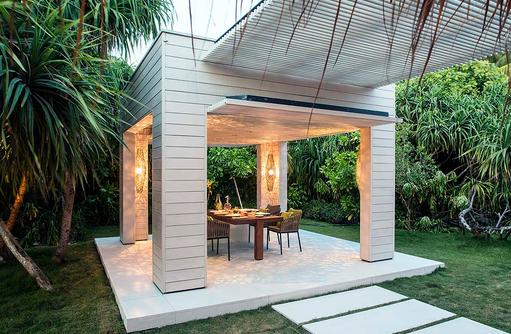 Island Villa, Private Dinner, Cheval Blanc Randheli, Maldives