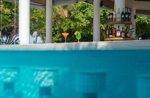 Poolbar, Cinnamon Dhonveli Maldives