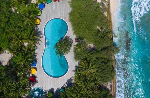 Pool, Cinnamon Dhonveli Maldives
