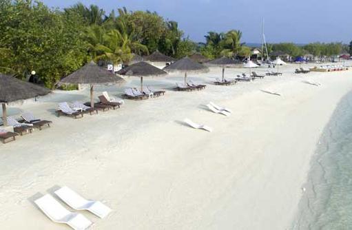 Beach, Cinnamon Dhonveli Maldives
