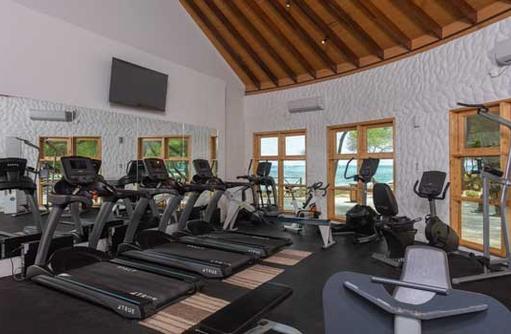 Fitnesscenter, Cinnamon Dhonveli Maldives