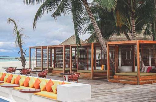 Cinnamon Hakuraa Huraa Maldives