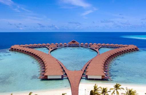 Water Bungalows, Suites | Cinnamon Velifushi Maldives