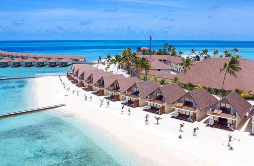 Beach Bungalows | Cinnamon Velifushi Maldives