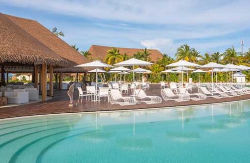 Fen Pool Bar | Cinnamon Velifushi Maldives