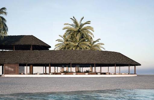 Main Restaurant | Cinnamon Velifushi Maldives