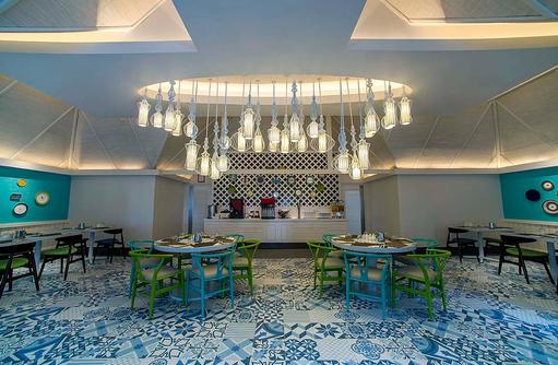 Kaana Restaurant, Club Med Kani, Maldives