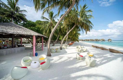 Sunset Bar, Club Med Kani, Maldives