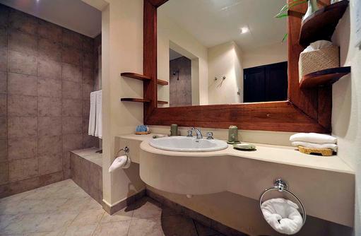 Club Zimmer, Badezimmer, Club Med Kani, Maldives