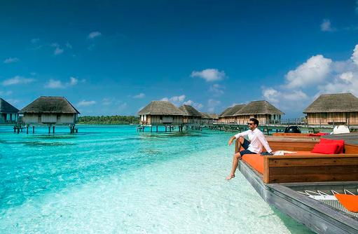 Manta Exclusive Collection Bar, Club Med Kani, Maldives