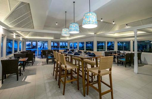 Kaana Restaurant, Fingerfood aus Asien und der ganzen Welt, Club Med Kani, Maldives