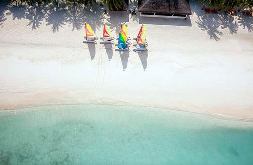 Wassersport, Katamaransegeln, Club Med Kani, Maldives