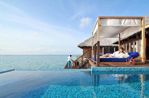 Erholen und Abschalten in der Coco Residence, Coco Bodu Hithi, Maledives