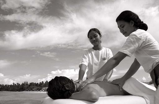 Ujaalaa Thari Experience, Coco Spa, Coco Bodu Hithi, Maledives
