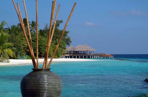 Strand und Seafood Aqua Restaurant, Coco Bodu Hithi, Maledives
