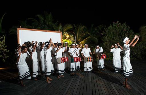 Maledivische Nacht, Coco Palm Dhuni Kolhu, Malediven