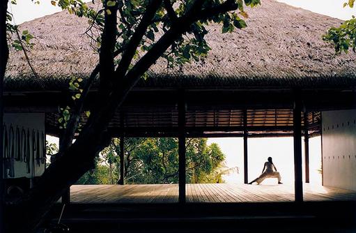 Como Shambhala Spa, Yoga, Cocoa Island by Como, Malediven