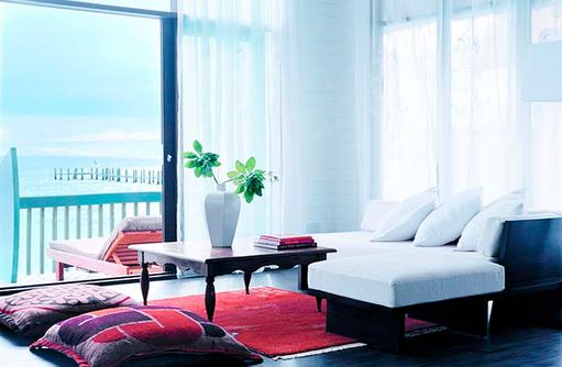 Dhoni Loft Suite, Wohnen, Cocoa Island by Como, Malediven