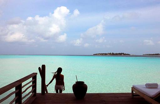 direkter Meerzugang, Cocoa Island by Como, Malediven