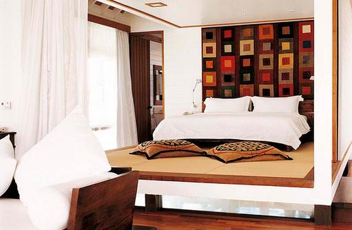One Bedroom Villa, Schlafen, Cocoa Island by Como, Malediven