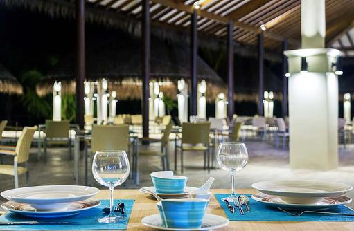 Hauptrestaurant Octopus, Cocoon Maldives