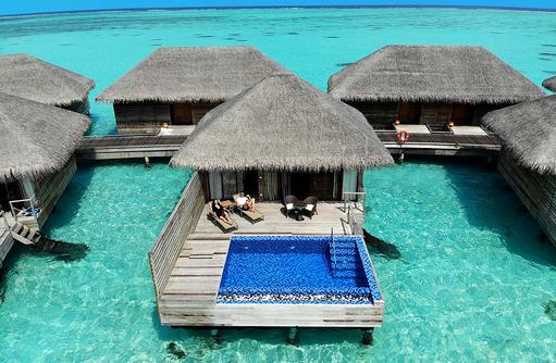 Lagoon Suite mit Pool, Cocoon Maldives