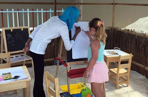 Kinderclub, Cocoon Maldives