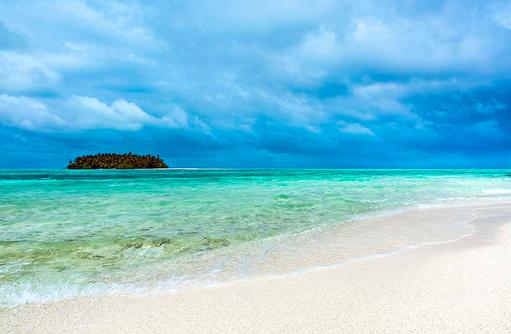 Strand, COMO Maalifushi, Maldives