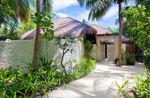 Eingang zur Garden Suite, COMO Maalifushi, Maldives