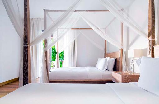2 Bedroom Beach Villa, COMO Maalifushi, Maldives