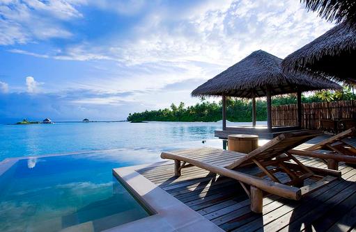 Water Villa Pool, COMO Maalifushi, Maldives