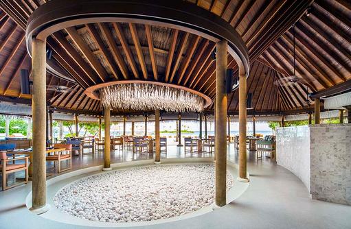 Madi Restaurant, COMO Maalifushi, Maldives