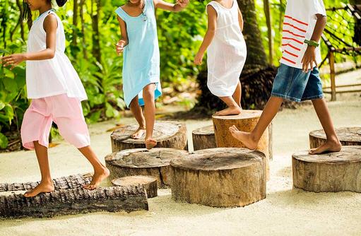 Kinder, COMO Maalifushi, Maldives