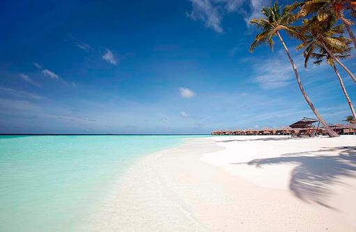 Traumstrand, Constance Halaveli Resort, Maldives