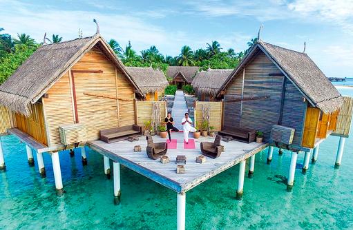 Spa de Constance, Constance Moofushi Resort, Malediven