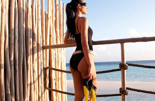 Schnorcheln, Wassersport, Constance Moofushi Resort, Malediven